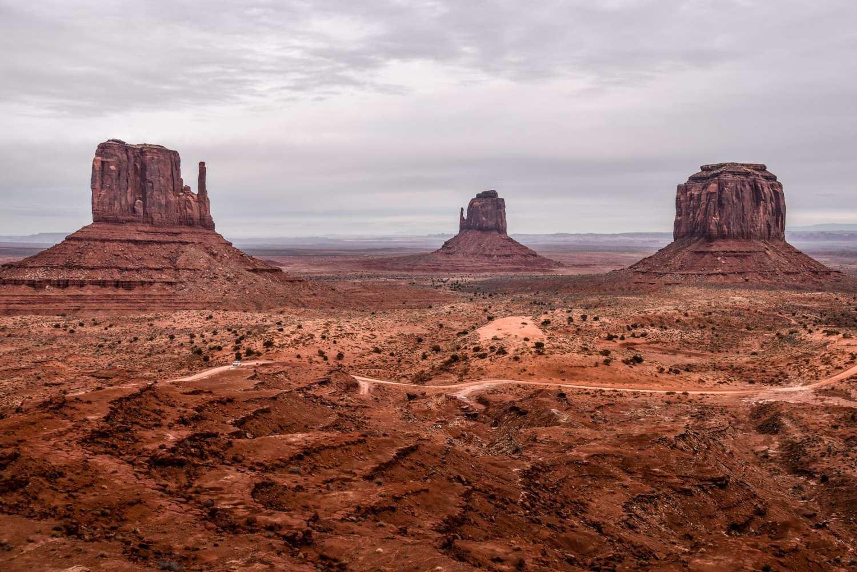 grand circle national park usa road trips