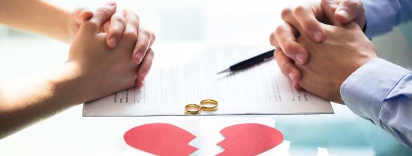how divorce affect car insurance