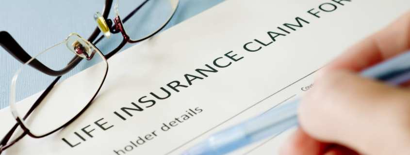 how do I file a life insurance claim