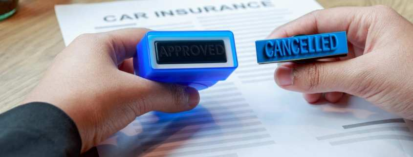 how to cancel car insurance