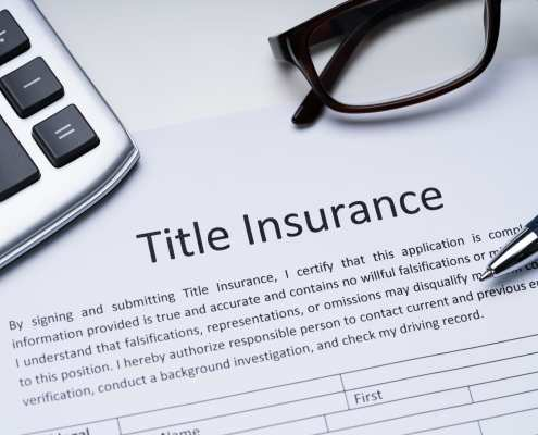 how to get title insurance