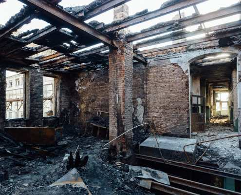 how to protect your business from fire