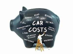 true cost of owing a car