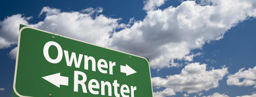 rent or own home which is better