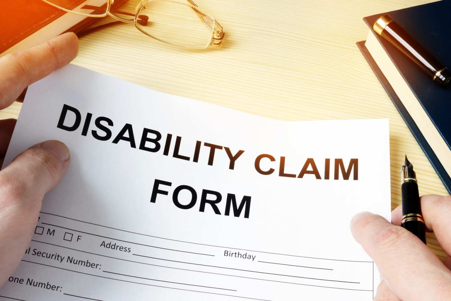 short term disability insurance claim form
