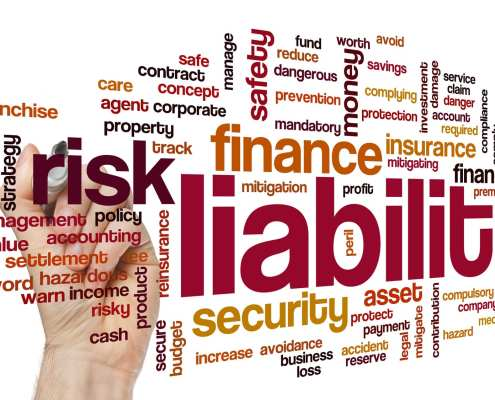 business insurance word cloud