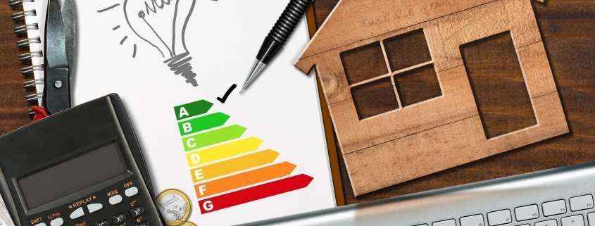 energy efficiency rating graph for houses