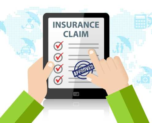 when to file an insurance claim and when not to