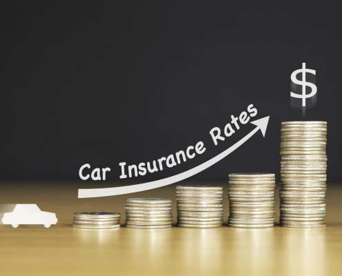 why do auto insurance rates continue to rise