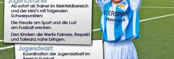 Eintracht Falkensee sucht!