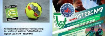 Eintracht Lädt ein – Fussballcamps zu Ostern