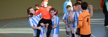 Deutsche Bank-Cup 2019, Turnier der D1-Jugend