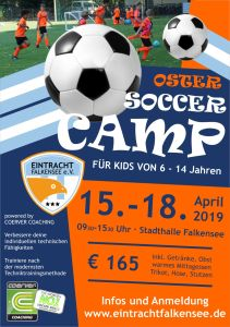 2. Soccercamp @ Sportplatz Ringpromenade
