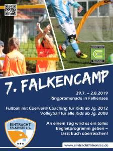7. Falkencamp @ Sportplatz Ringpromenade