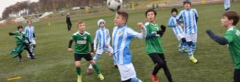 Eintracht E1 gegen SV Dallgow 47