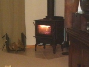 Be Prepared with a Wood burning stove