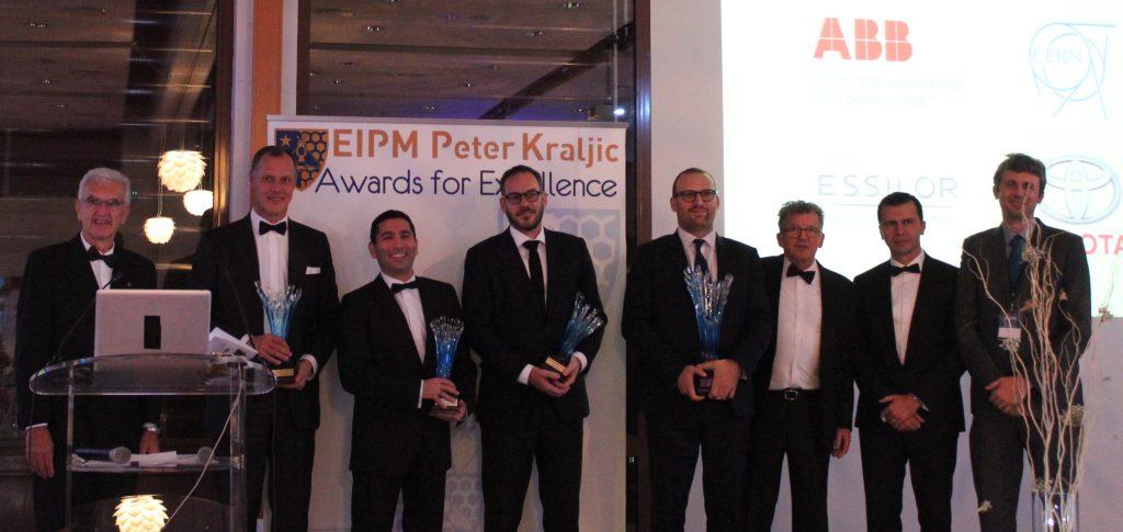 2016 EIPM Peter Kraljic Award winners recipients