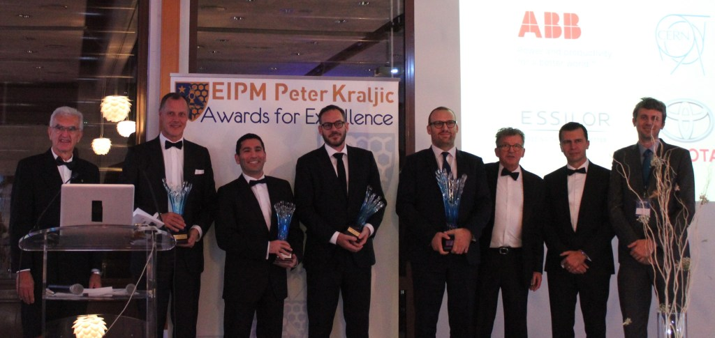 2016 EIPM Peter Kraljic Award winners recipients