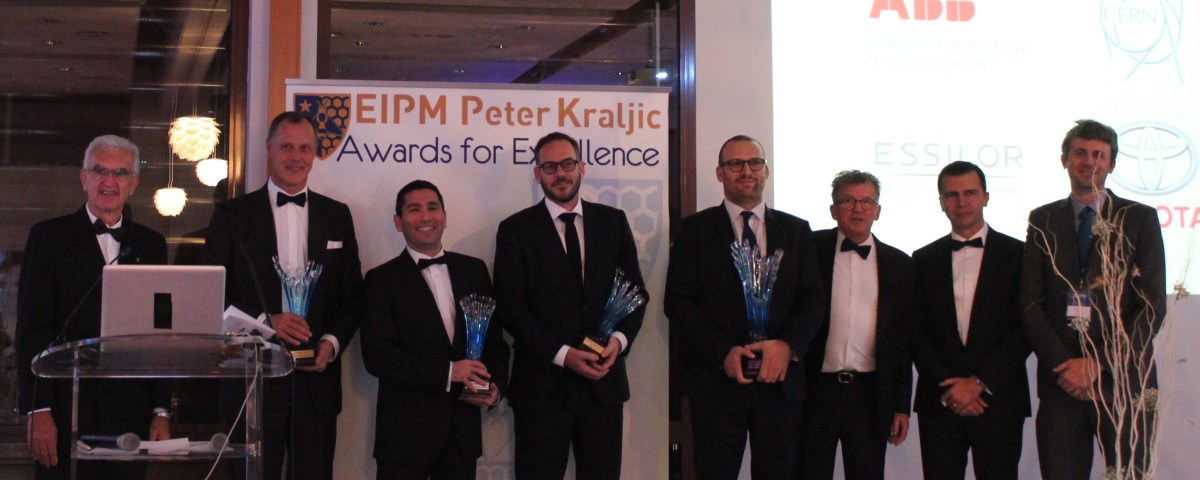2016 EIPM Peter Kraljic Award Winners