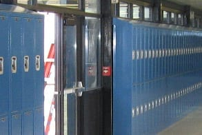 lockers-fronts