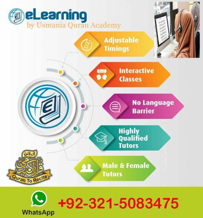 Online Quran Teaaching