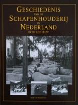 Cover Geschiedenis van de Schapenhouderij in Nederland