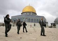 Israel proíbe muçulmanos de protestar no Monte do Templo