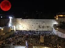 Judeus afirmam que lua de sangue trará mudança na história de Israel