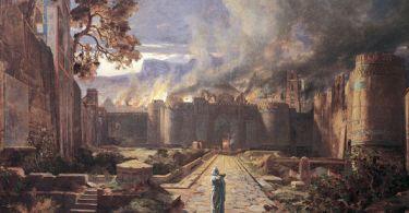 Qual o pecado de Sodoma?