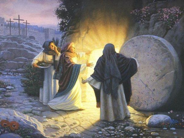 Referência a vinda de Jesus em carne antes ou depois de sua ressurreição?