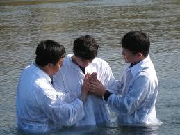 O que Pedro declarou sobre o batismo?
