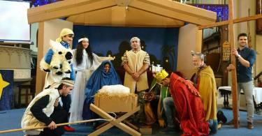 Muçulmanos se convertem através de sonho e celebram o Natal