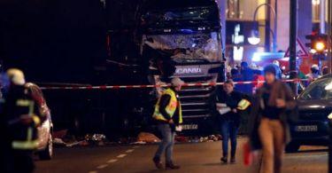 Caminhão de atentado em Berlim era dirigido por refugiado