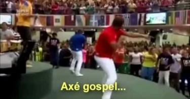 Pastor Paulo Junior. A Nova Geração de Evangélicos