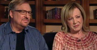 Esposa de Rick Warren compartilha visão profética que teve após suicídio do filho
