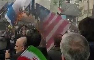 Irã celebra revolução islâmica, ameaçando Israel e os EUA