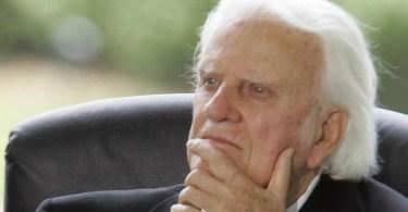 """Billy Graham fala sobre """"o maior cristão que já viveu"""""""