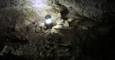 Artefatos dos tempos de Jesus são achados em caverna de Israel