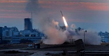 Estado Islâmico ataca Israel lançando sete foguetes