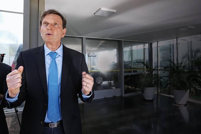 Crivella não renova convênio da prefeitura com instituição espírita