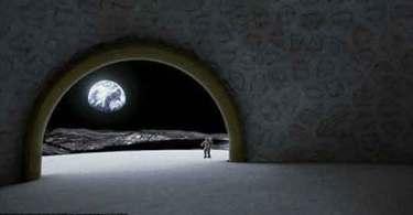 Agência espacial anuncia construção de templo na Lua