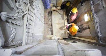 """Restauração do """"túmulo de Jesus"""" é concluída"""