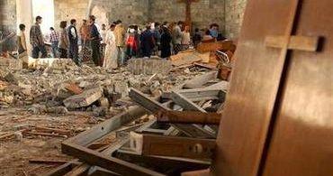 """""""Deus usará este inferno para realizar um milagre"""", diz cristão iraquiano"""