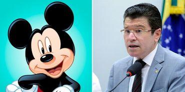 Mickey é homossexual e Disney faz apologia ao 'gayismo', diz deputado evangélico