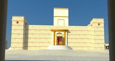 Google Maps mostra terceiro templo em cima do Monte do Templo