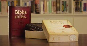 SBB lança Bíblia de Estudo da Reforma Protestante