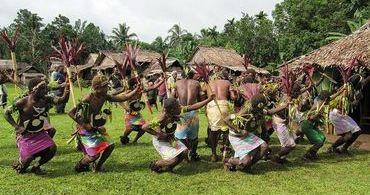 Chefe tribal morre, encontra com Jesus e tribo inteira se converte