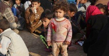 Estado Islâmico prende mais de 100 mil crianças para usá-las como 'escudos humanos'