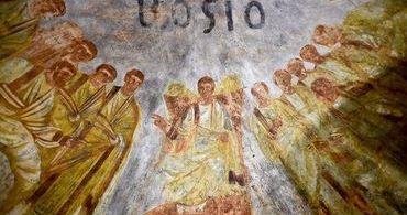 Após séculos escondidas, pinturas cristãs em catacumbas de Roma são reveladas