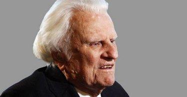 """Billy Graham: """"O anticristo tentará roubar a adoração que o povo der a Deus"""""""
